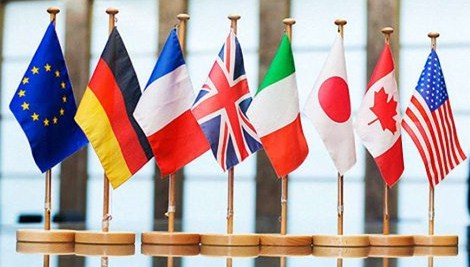 Изменение общих международных правил налогообложения глазами «Большой Семёрки»