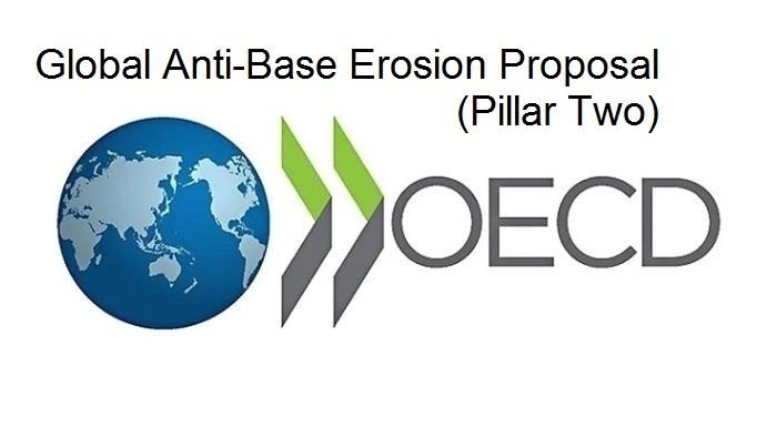 В ноябре 2019 секретариат ОЭСР открыл процесс общественных консультаций по Глобальному предложению по борьбе с размыванием налоговой базы (GloBE) в рамках 2-го компонента Pillar 2.