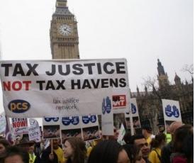 рейтинг оффшоров от Tax Justice Network
